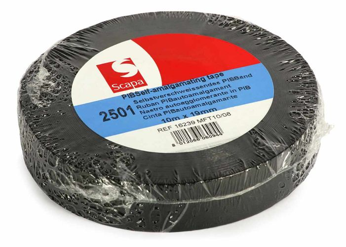 self amalgamating tape pib scapa 2501. Black Bedroom Furniture Sets. Home Design Ideas