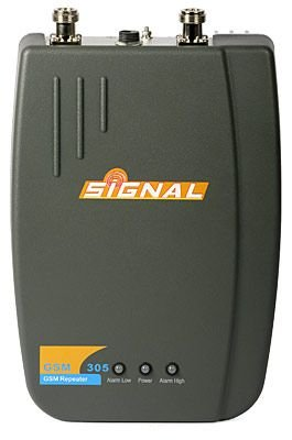 Signal-305 Mobile Phone GSM+EGSM Repeater/Amplifier/Booster 900MHz