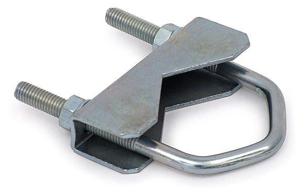 U bolt clamp oz m masts antenna mounts mast