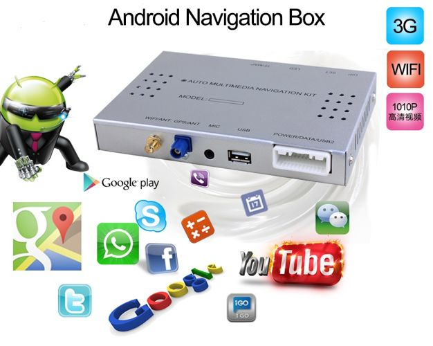 Android rns 850